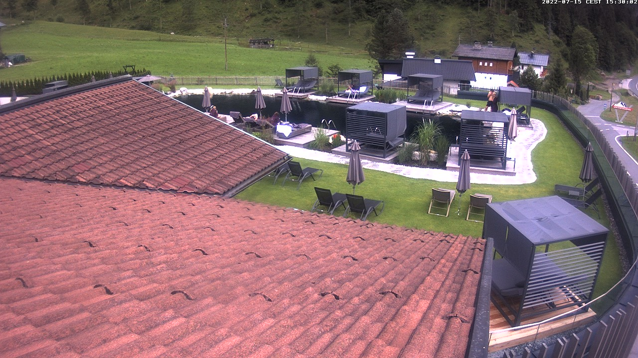 Obertauern Webcam - Wellnesshotel L�rzerhof