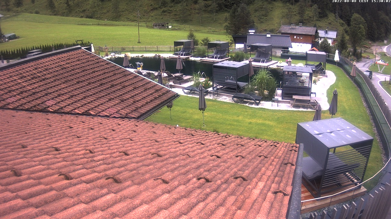 Wellnesshotel Lürzerhof Webcam Untertauern