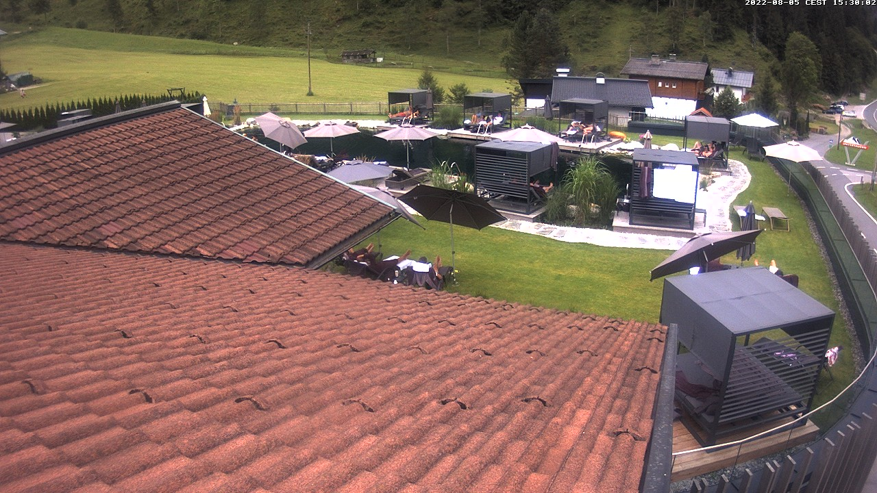 Obertauern Webcam - Wellnesshotel Lürzerhof