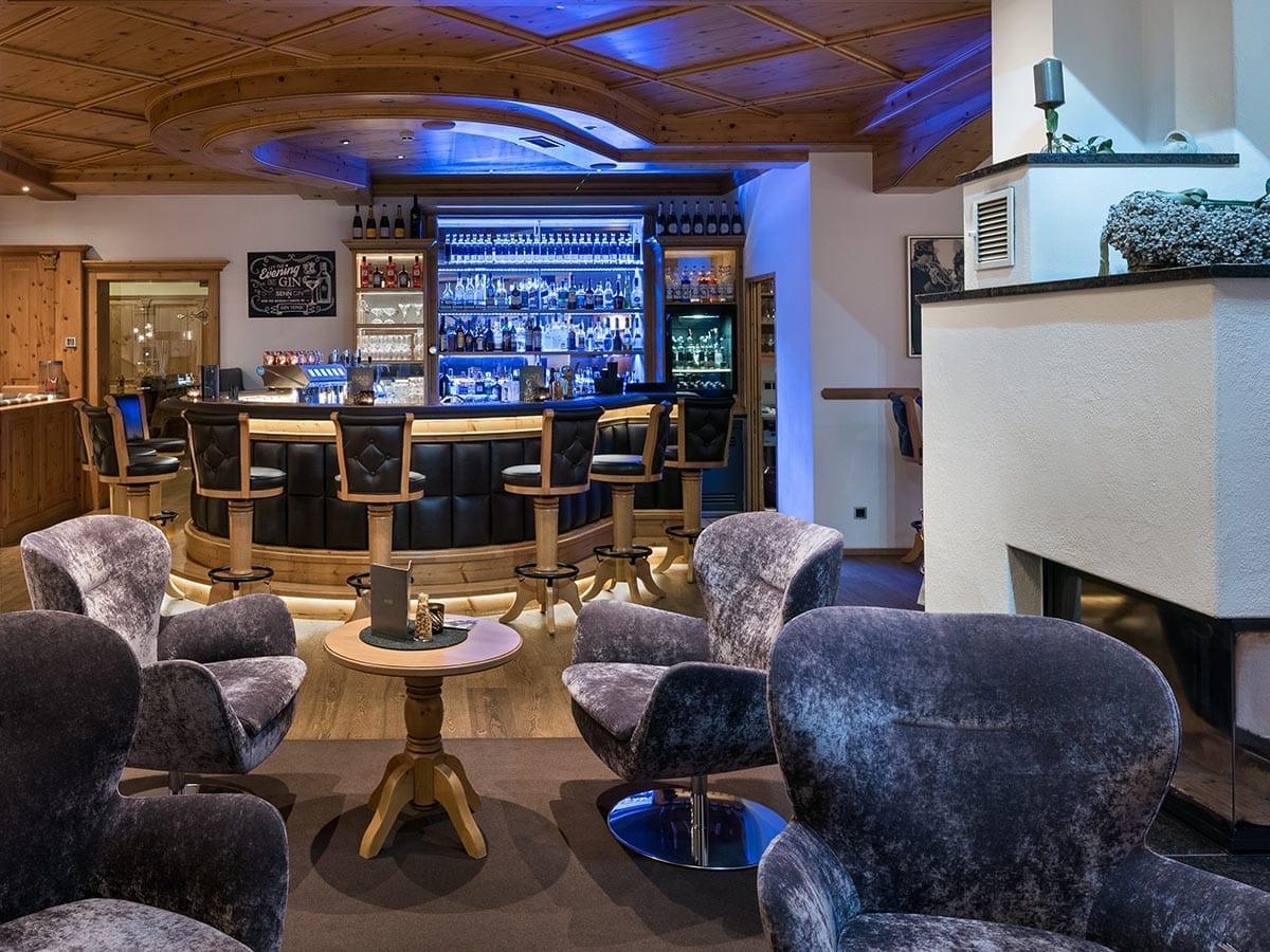 Bar im Lürzerhof Alpin Life Resort