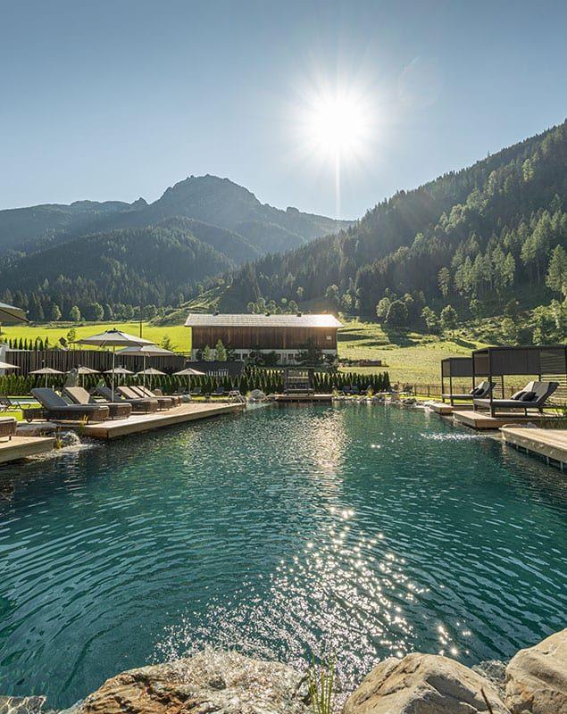 Bergsee - Badeteich