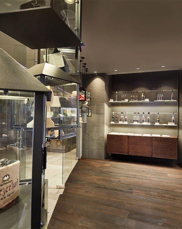 Erlebnis-Atrium, Shop