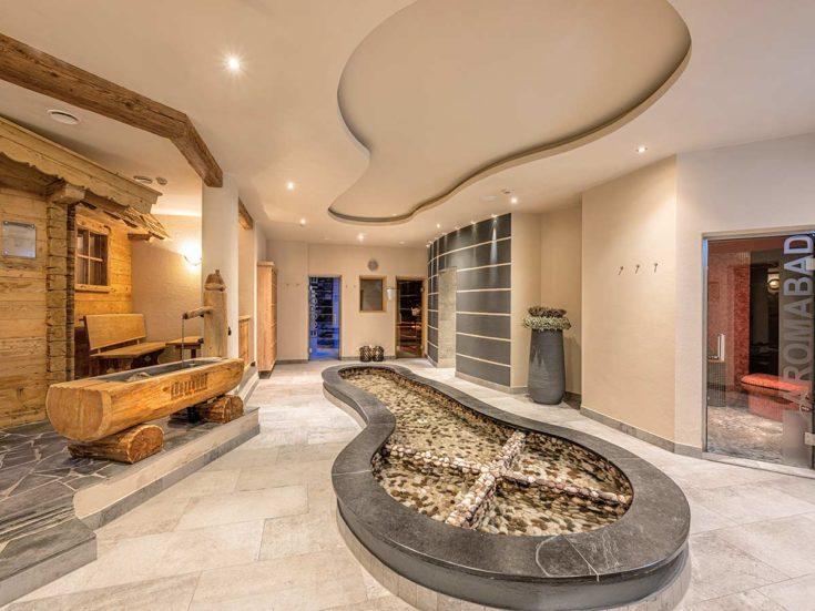 Eisgrotte - Event-Sauna