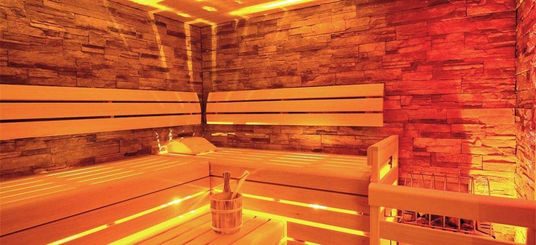 Steinsauna, Event-Sauna