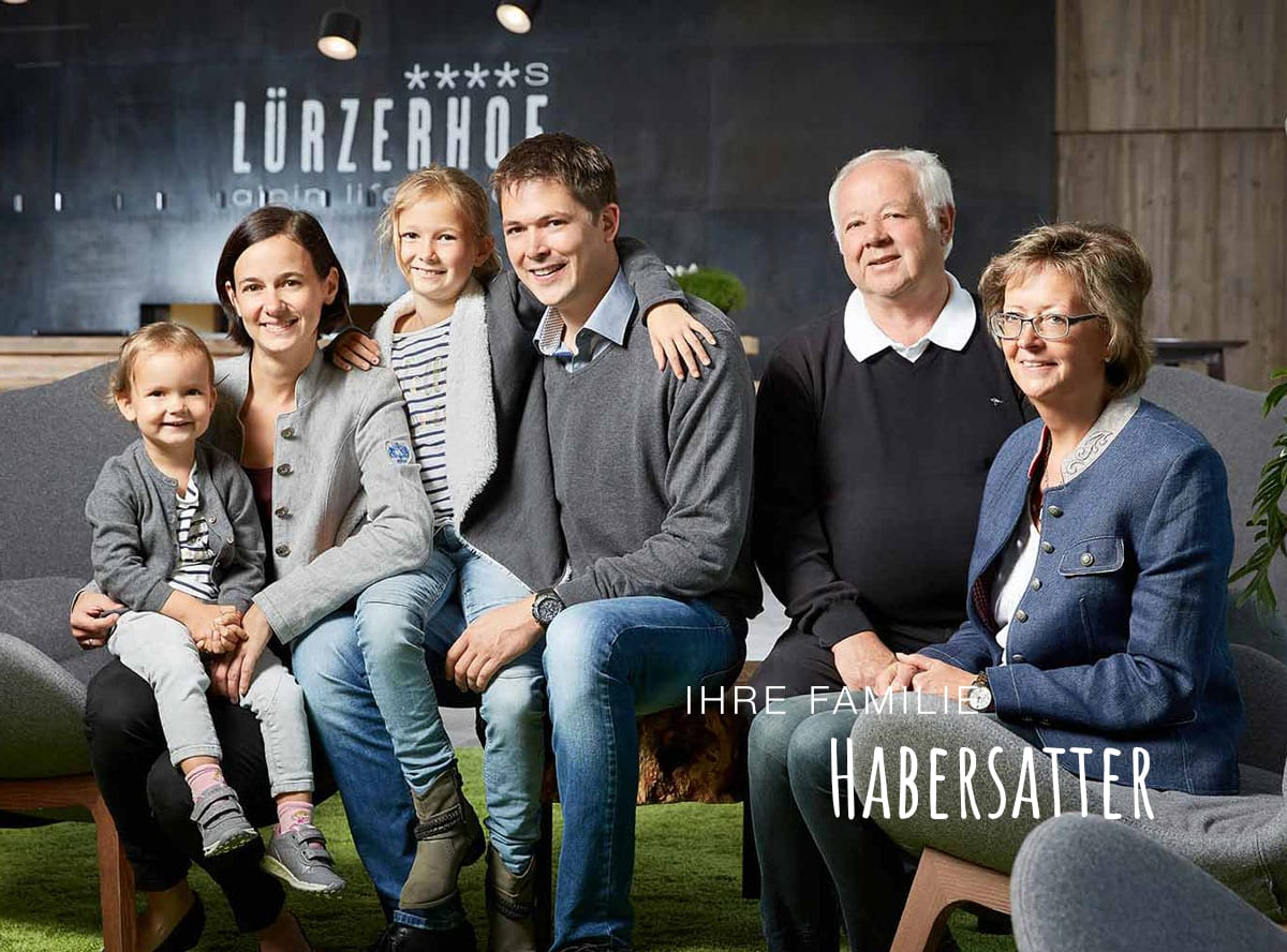 Familie Habersatter Obertauern Hotel Lürzerhof