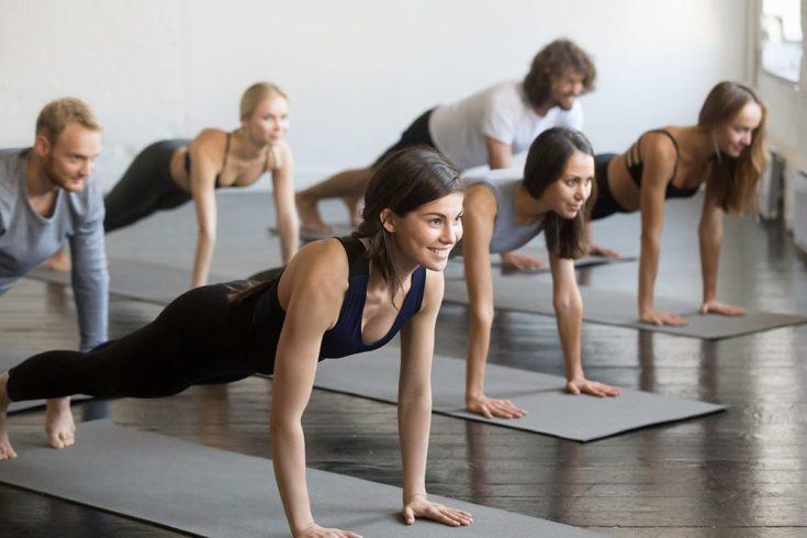 Fitnessraum - Fitness-Urlaub