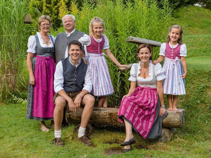 Familie Habersatter - Ihre Gastgeber im Hotel Lürzerhof