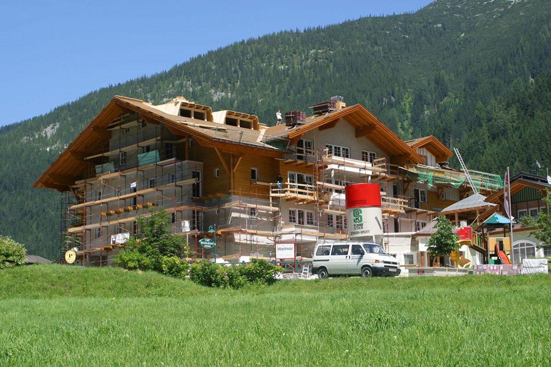 Geschichte - Hotel Lürzerhof in Untertauern-Obertauern