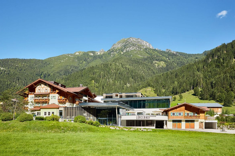 Geschichte - Lürzerhof Alpin Life Resort heute