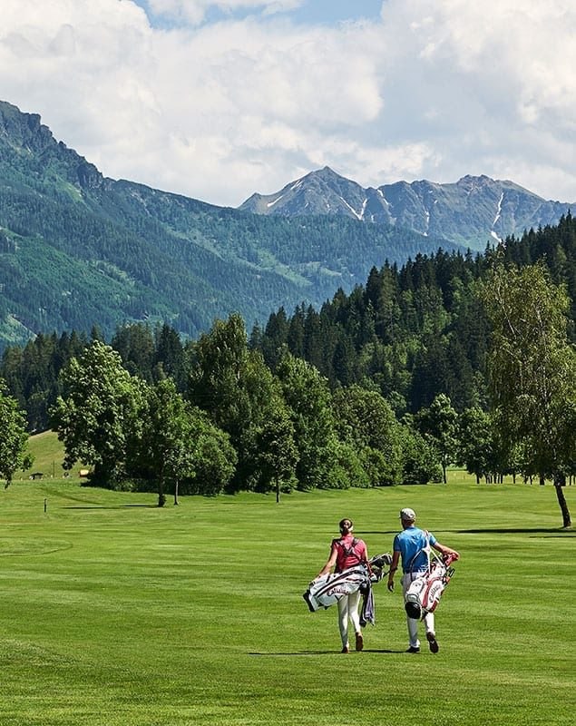 Golfclub Radstadt, Golfurlaub
