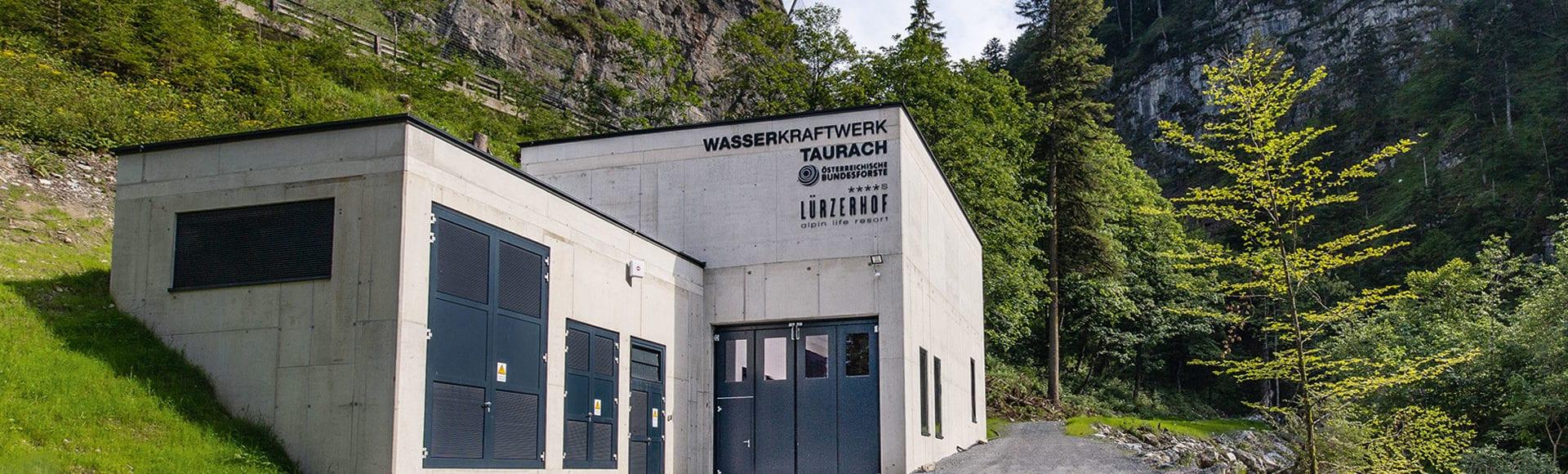 Eigenes Wasserkraftwerk - Hotel mit Nachhaltigkeit