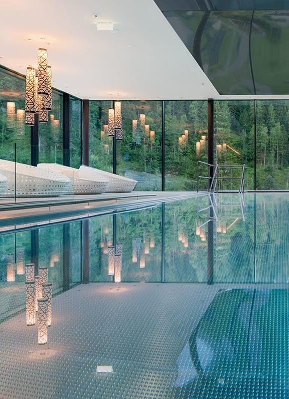 Indoor Pool - Wellnesshotel