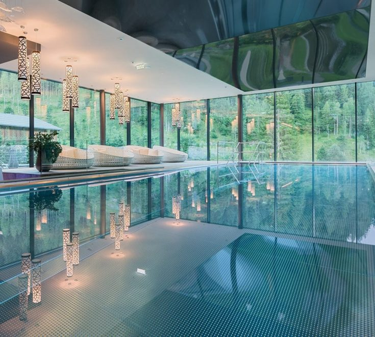 Infinity Indoor Pool - Wellnesshotel