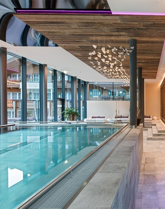 Infinity Pool - Wellnesshotel Salzburg