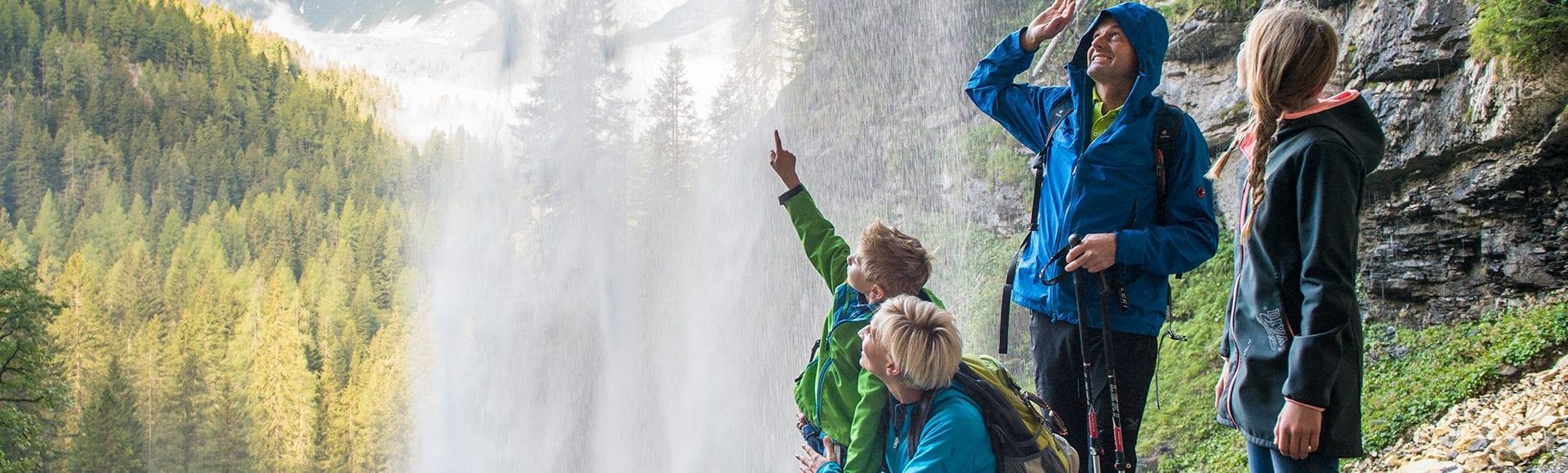 Johannes Wasserfall - schöne Ausflugsziele in Salzburg