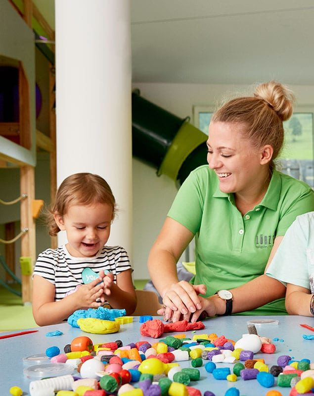 Kinderbetreuung - Urlaub & Wellness mit Baby, Lürzerhof Alpine Life Resort