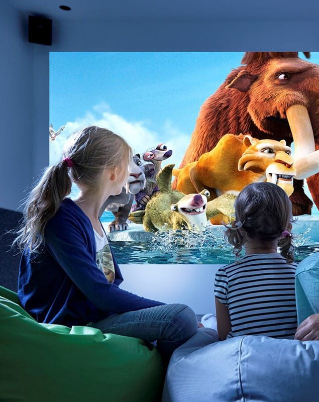 Kinderkino im Wellnesshotel