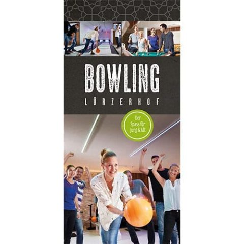 Lürzerhof - Bowling Folder
