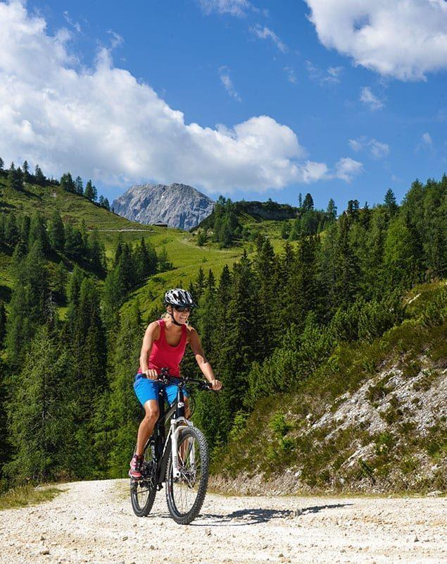 Mountainbike & E-Bike in Obertauern