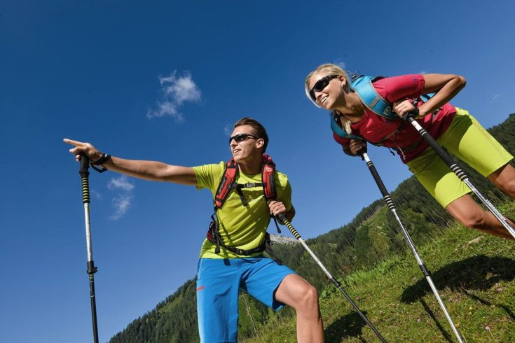 Nordic Walking in Obertauern