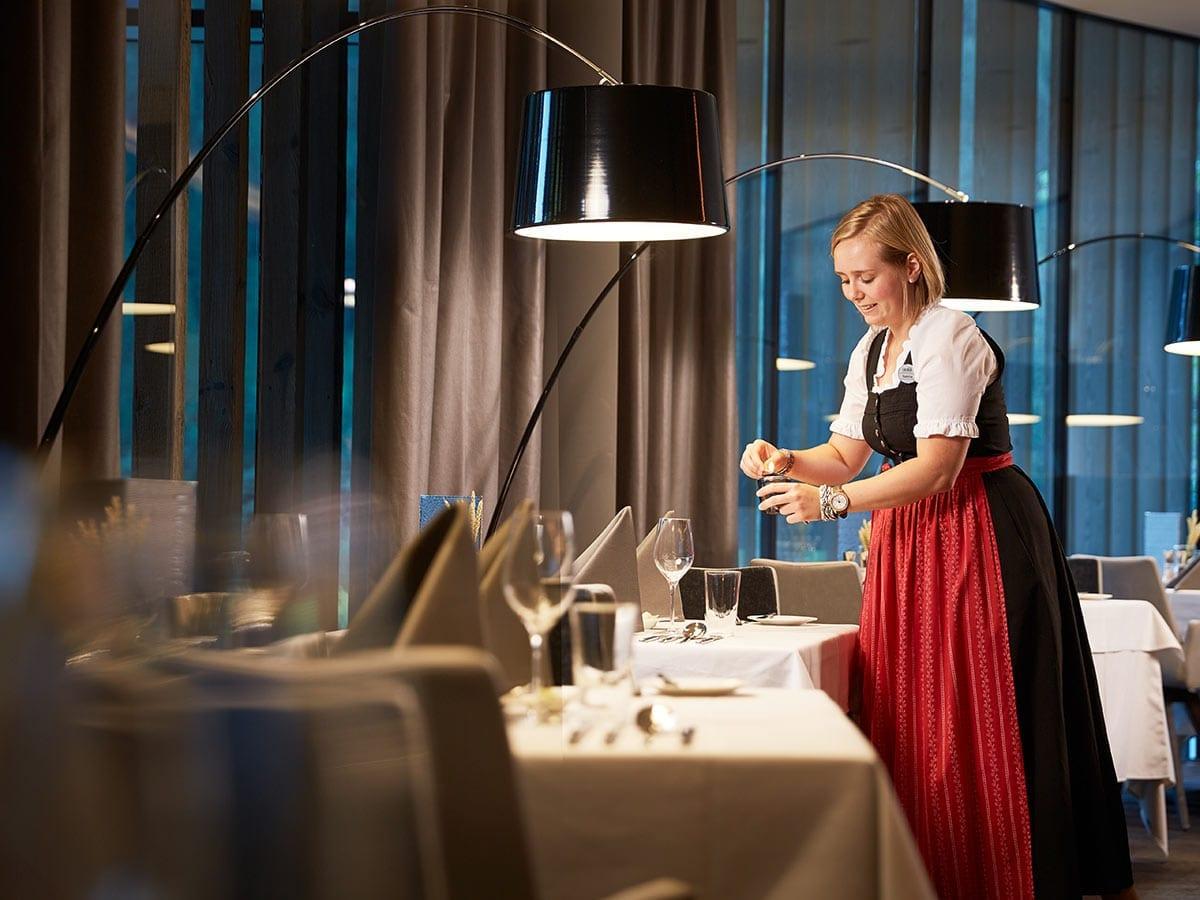 Restaurant im Lürzerhof Alpin Life Resort
