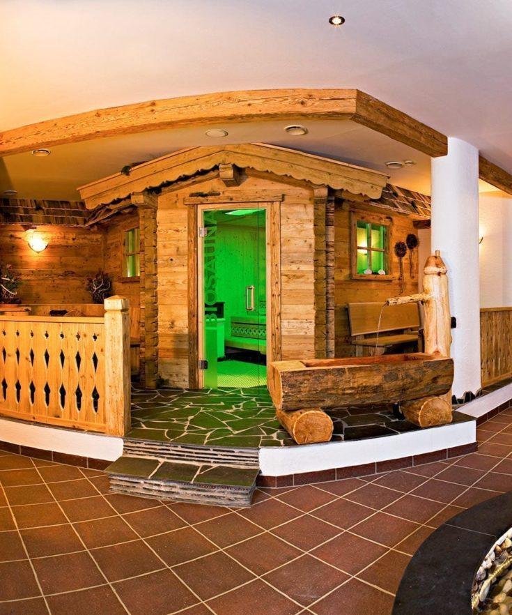 Sauna - Wellnesshotel