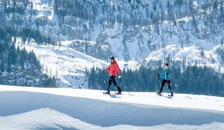 Schneeschuhwandern in Obertauern