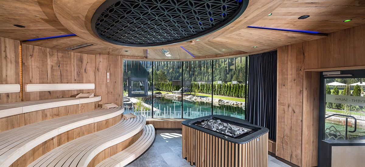 See Event Sauna