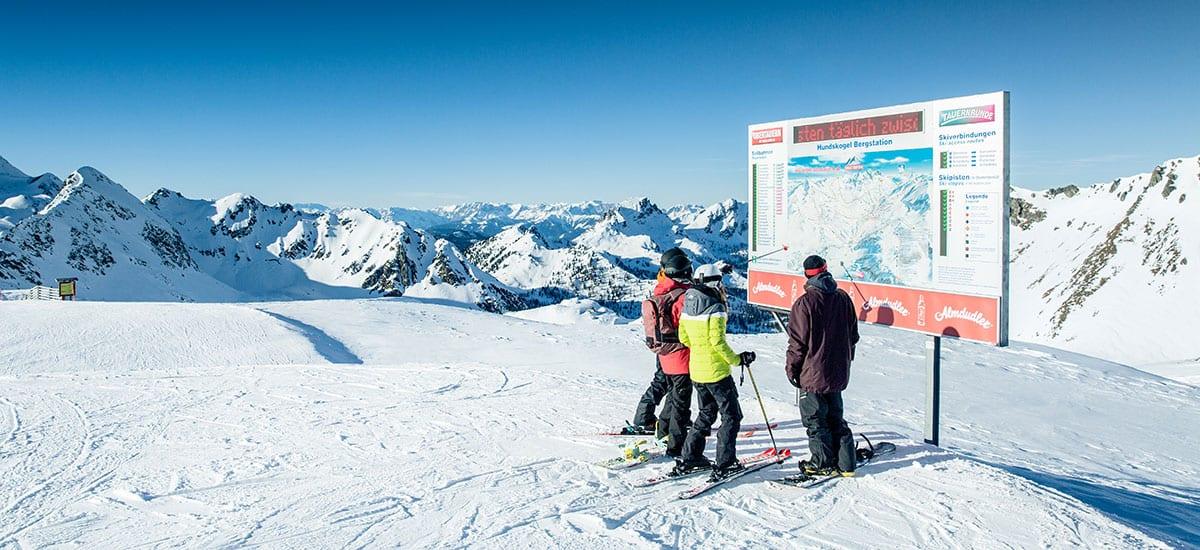Skifahren - Aktiv-Winterurlaub