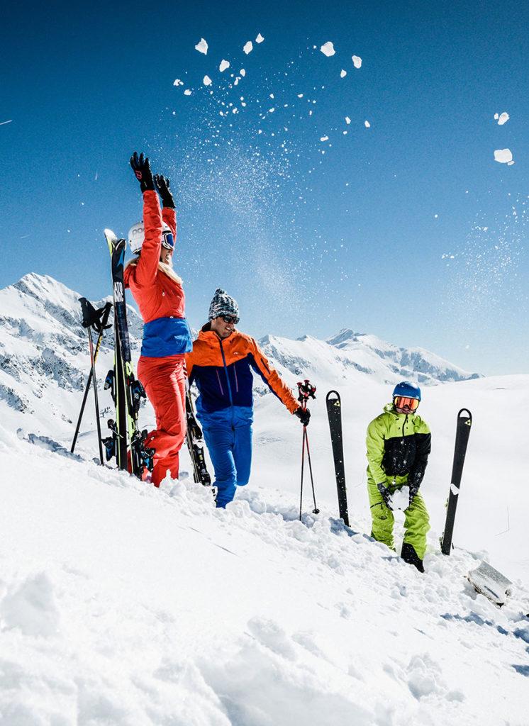 Skifahren Obertauern 1