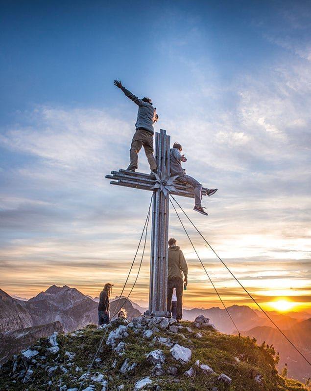 Sommerurlaub in Obertauern, Österreich