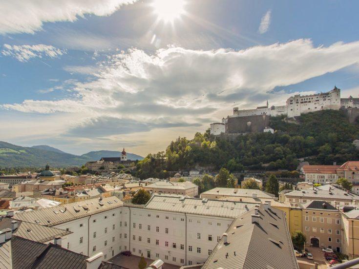 Stadt Salzburg - Aktiv im Salzburger Land