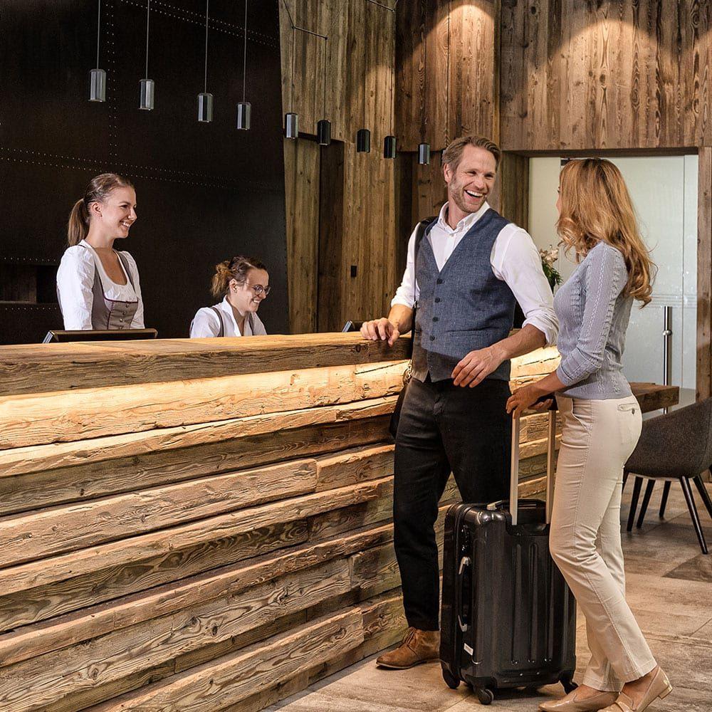 Team im Hotel Lürzerhof