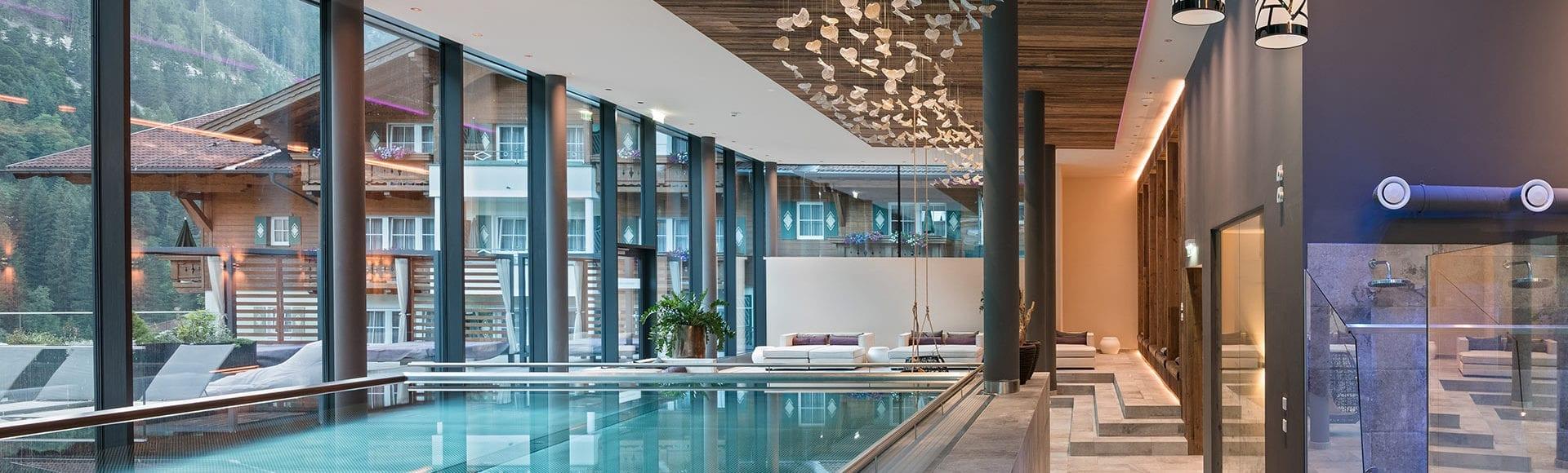Urlaub buchen - Wellnesshotel Lürzerhof