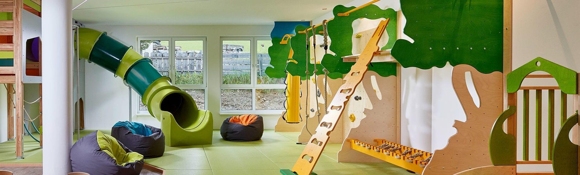 Urlaub mit Kindern - Hotel Lürzerhof