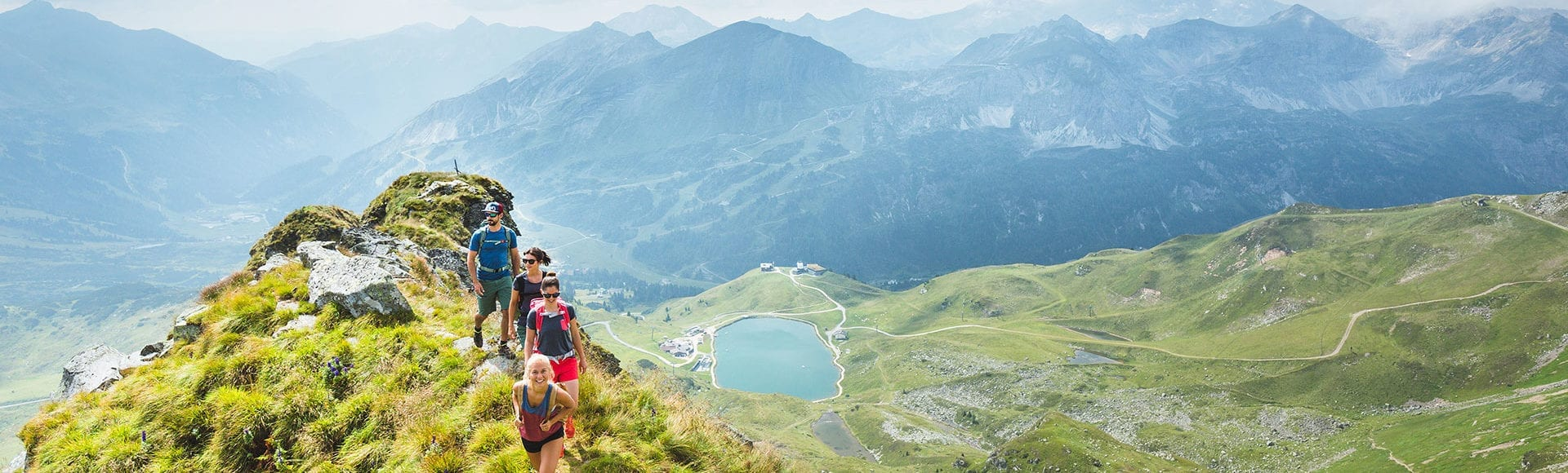 Wandern in Obertauern