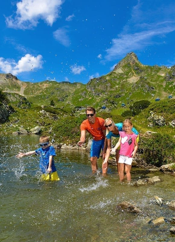 Wandern Wanderhotel Untertauern Obertauern 1