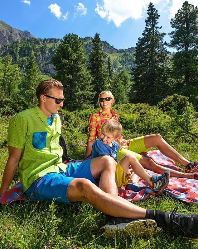 Wandern Wanderhotel Untertauern Obertauern 2