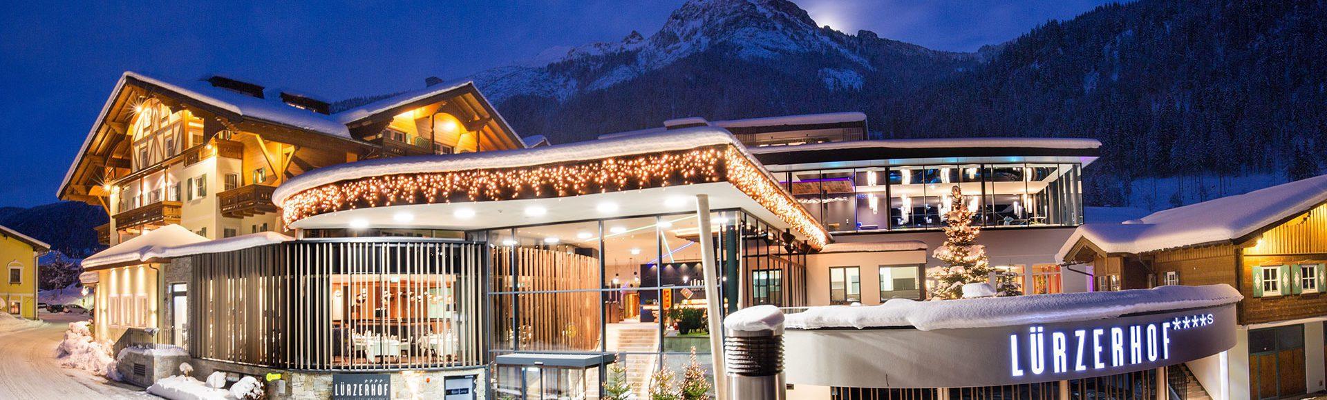 Winterurlaub & Skiurlaub - Hotel Lürzerhof