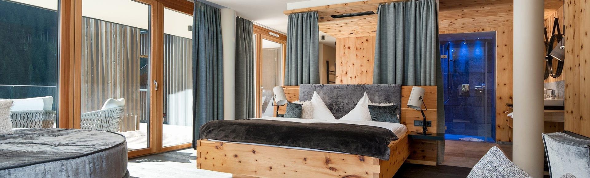 Traumhaft schöne Suiten und Zimmer in Obertauern, Untertauern