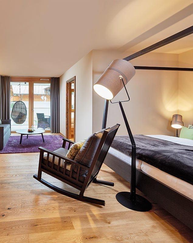 Zimmer im Tagungshotel in Österreich