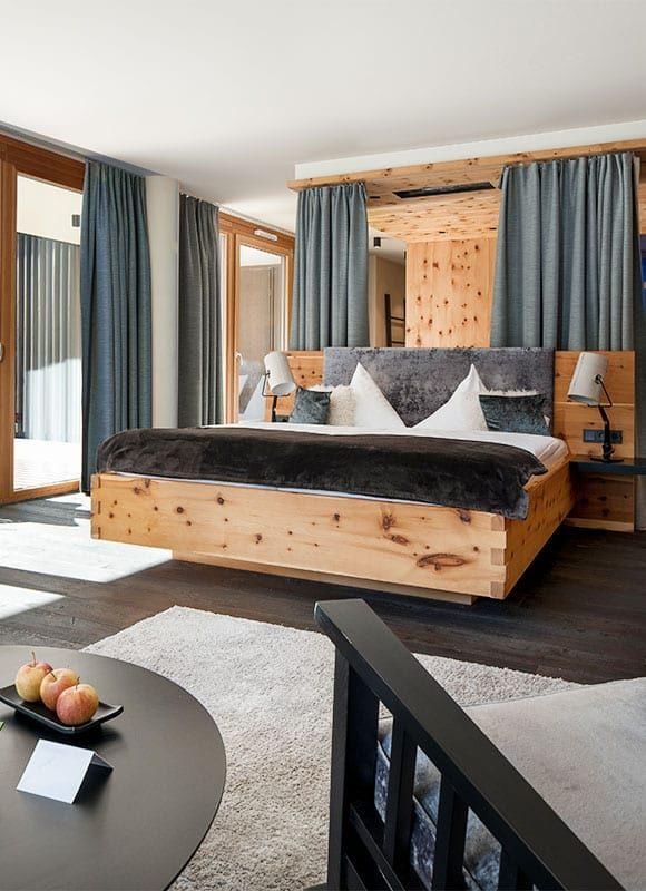 Zimmer im Wellnesshotel in Österreich